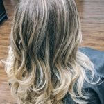 long wavy blonde ombre balayage